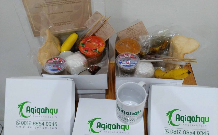 Aqiqahqu.com tetap melayani di bulan Romadhon