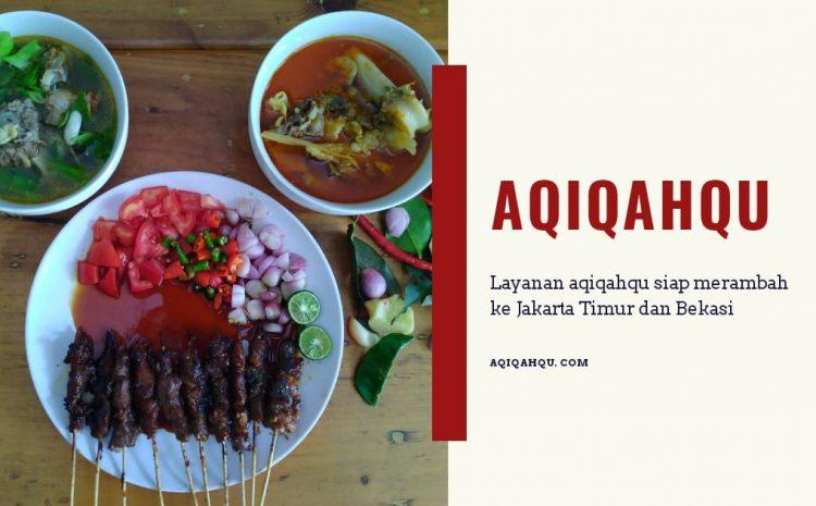 Layanan Aqiqahqu.com siap merambah Jakarta Timur dan Bekasi