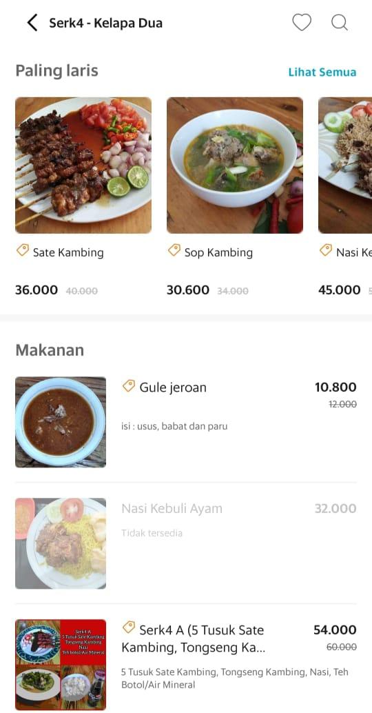 Grab Food Serk4